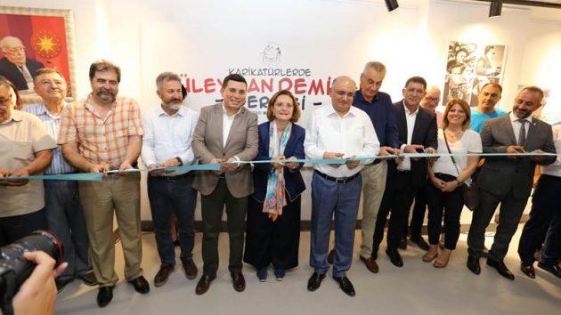"""Karikatürlerle """"Süleyman Demirel"""""""