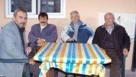 Yazar Bayır, Kazak'ı ziyaret etti