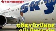 Sky Airlines Türkiye'yi 'İç'ten fethediyor
