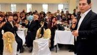 Kadınlara beş yıldızlı spor merkezi