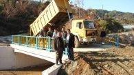 Baysı Deresine 6'ncı köprü