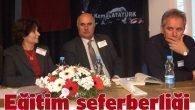 CHP'de eğitim seferberliği