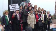 CHP'li kadınlardan çifte kutlama