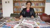 Emeklilere 'Gazetenizi kütüphanede okuyun' çağrısı