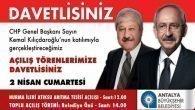 Arıtma Tesisine Kılıçdaroğlu'lu açılış