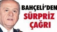 Bahçeli: AKP bölücülerle el ele verecek
