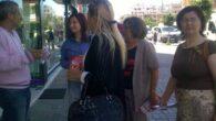 MHP'li kadınlar kuaför ziyaretinde