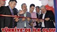 Türkiye'de ilk oldu