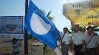 Mavi Bayrak sevinci