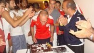 Antalyasporda renkli kutlama