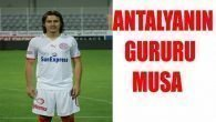 Antalya'nın gururu