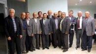 Başkanlar Dağbeli'nde Toplandı