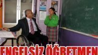 Engelsiz öğretmen