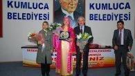 Kumluca'da Gürpınar söyleşisi
