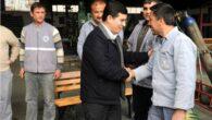 Kepez'de işçilere 700 TL ikramiye