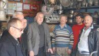 Sevimçok'tan Akseki Esnafına Ziyaret