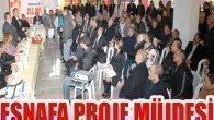 Sinan Mahallesi'ne3 milyonluk proje