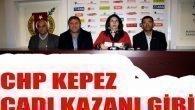 CHP KEPEZ'DE HUKUKSUZLUK DİZBOYU