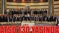 ATSO 130 yaşında
