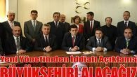 Büyükşehir'i MHP'li yapacağız