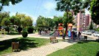 Eskiyen park yenileniyor