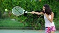 Büyükşehir 1200 tenisçi yetiştirdi