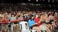 'Mahya Işıkları'nı Antalya'da yaktı