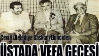 CEVİZLİ'DE SERDENGEÇTİ PANELİ