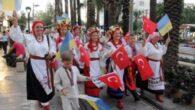 Antalya'da Ukrayna rüzgarı