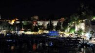 Yat Limanı  ışıl ışıl