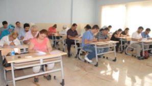 Siyaset Akademisi sınavı yapıldı