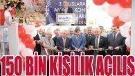 3. Uluslararası Antalya Konyaaltı  Kitap Fuarı'nın açılışı yapıldı