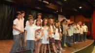 Akev'de taklit yarışması