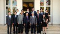 Çin'den işbirliği için geldiler