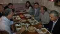 AKP'liler Alevi iftarında