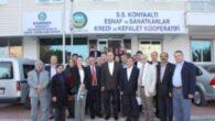 """""""Antalya'ya Bölge Birliği kurulmalı"""""""