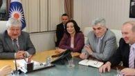 Kosovalı işadamlarından ziyaret