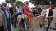 Kepez'de Yörük göçü düzenlendi