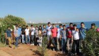 Öğrencilerin şehir turu