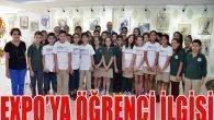 ÖĞRENCİLERİN EXPO İLGİSİ