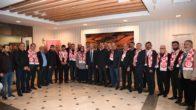 MHP'den Antalyaspor'a tam kadro destek