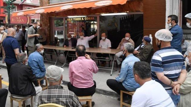 Kaymakkapı ile birlikte Kültür Sitesi çevresindeki sokaklarda yenileniyor