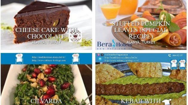 Mutfak Mirasına tanıtım desteği