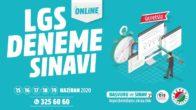 Kepez'den LGS online deneme sınavı