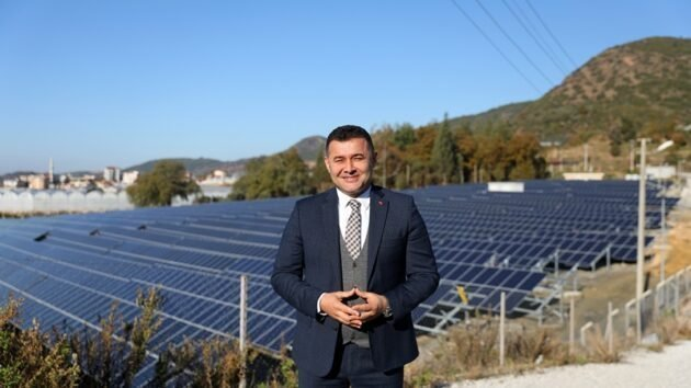 """""""Enerji tasarrufu geleceğe yatırımdır"""""""
