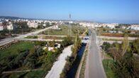 Kepez'den kanala 5 köprü
