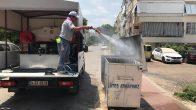 Kepez'in sokakları pırıl pırıl