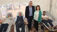 AK Parti'den Kan Bağışı Kampanyası