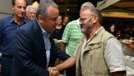 Başkan Böcek, Gürsu Cemevi'nde iftar verdi