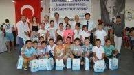 Başkan Gül çocukları yine sevindirdi